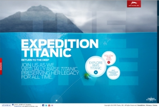 Surftipp: Titanic entdecken