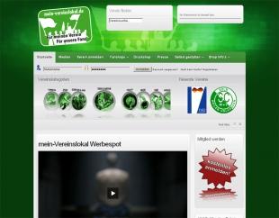 Mein-Vereinslokal: neue Seite online