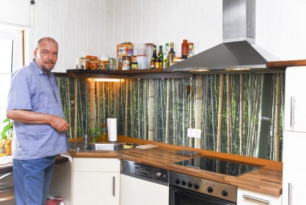 Design-Tipp: Fotoküchenrückwand